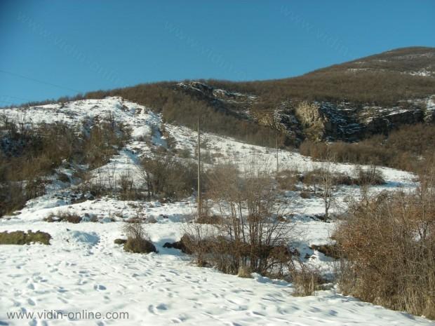 Пътя за връх Ведерник