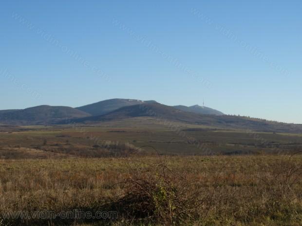 изглед към Белоградчик