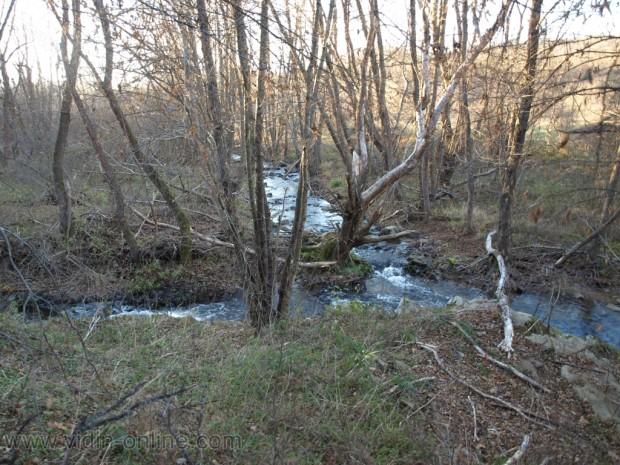 река Арчар