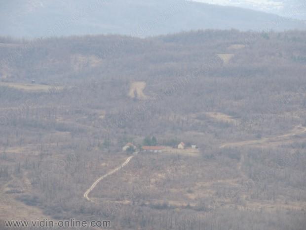 Снимки от връх Връшка чука