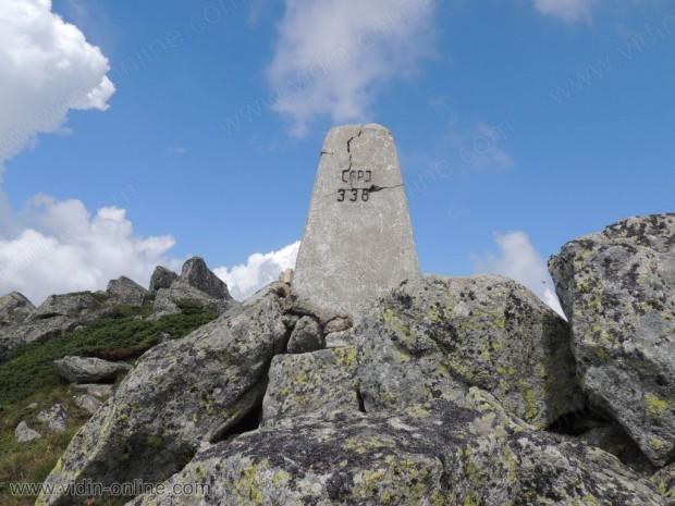 връх Остра чука