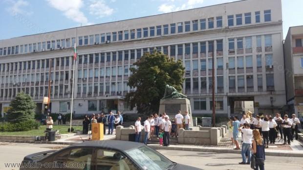 Видинчани отбелязаха тържествено 130 години от Съединението на България