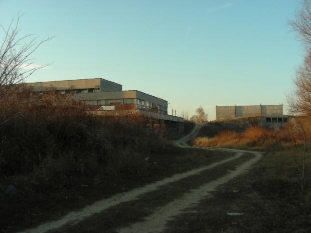 Гребната база във Видин е в окаяно състояние и пред рухване