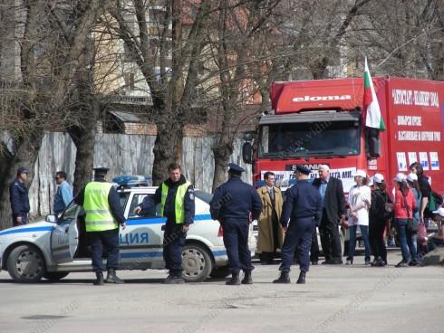 """Инициативният комитет """"Възраждане на Видин"""" организира протест под мотото """"Ние отвоювахме Панония, сега е ред на надлеза"""""""