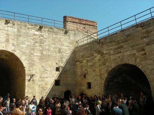 """Над 400 са посещенията на крепостта """"Баба Вида"""" за два дни"""