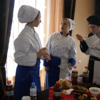 Кулинарна изложба-дегустация