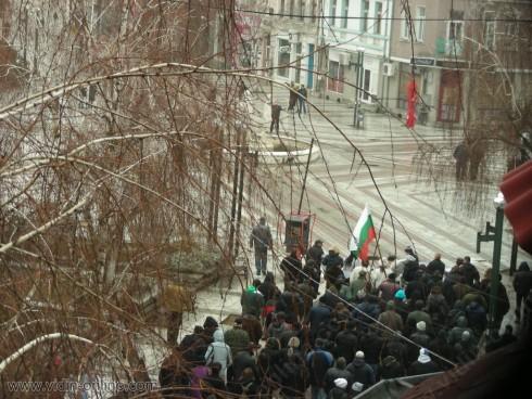 Започна поредният протест на видинчани