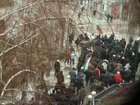 На 9 март ще се проведе следващият протест във Видин
