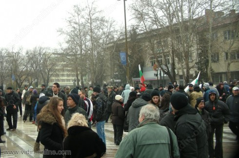 Свещи в памет на Пламен Горанов ще бъдат запалени на протеста във Видин в събота