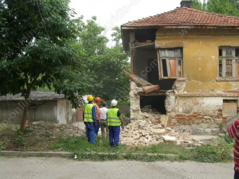 Премахнати са 14 незаконни обекта във Видин