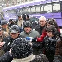 250 души от общинската администрация се включиха в почистването на Видин от снега