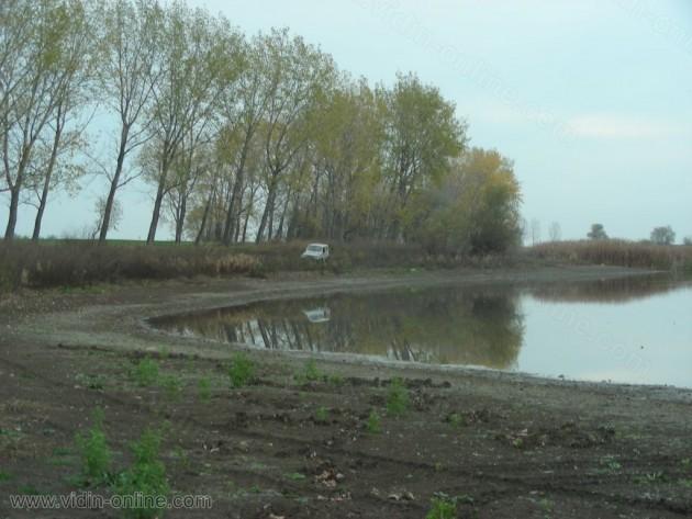 Два язовира са изпуснати до кота нула през 2014 година във Видинския регион