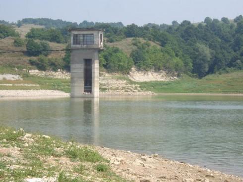 Язовирите във Видинска област имат свободен обем