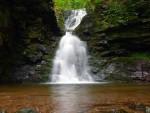 Водопад Бела вода село стакевци