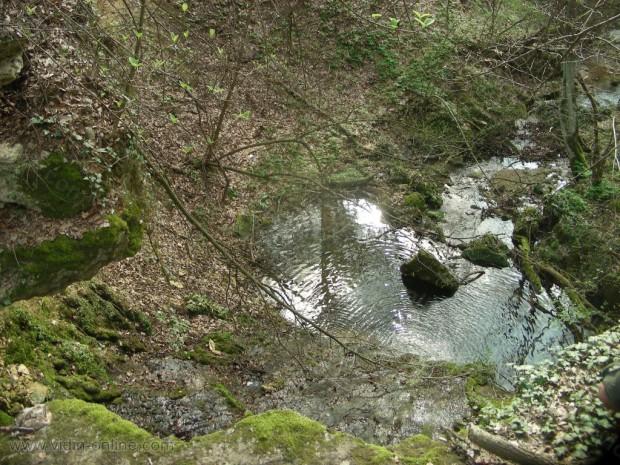 Синаговски водопади в парк Божурица