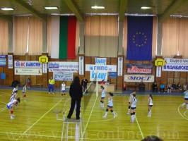 Бдин-Вида  волейбол Видин