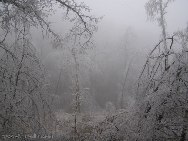 Ледена епоха в Белоградчик