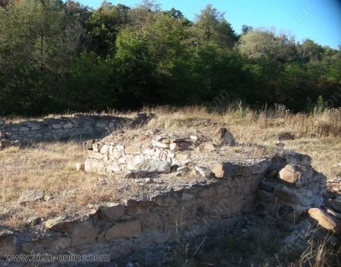 """Навеси ще предпазват археологическия обект """"Анище"""" край Белоградчик от снеговете през зимата"""