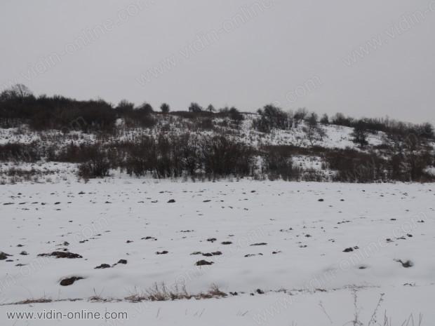 Бункер между селата Градец и Дружба