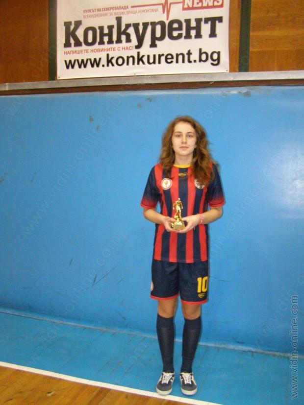 Осмомартенски турнир по футбол за жени във Видин