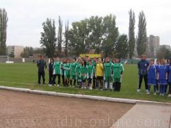 Осмомартенски футболен турнир за девойки