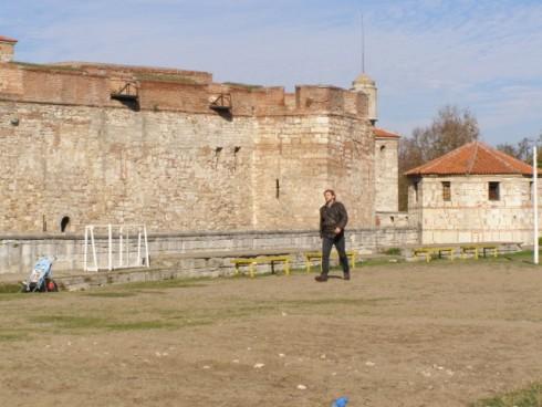 """Над 500 туристи са посетили крепостта """"Баба Вида"""" от началото на деня"""
