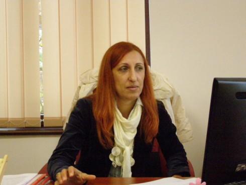 Цветелина Петрова, директор на Областния секретариат на БЧК-Видин