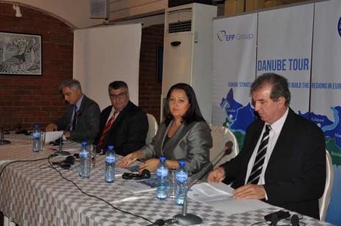 Обсъдиха възможностите за развитие на Дунавския регион
