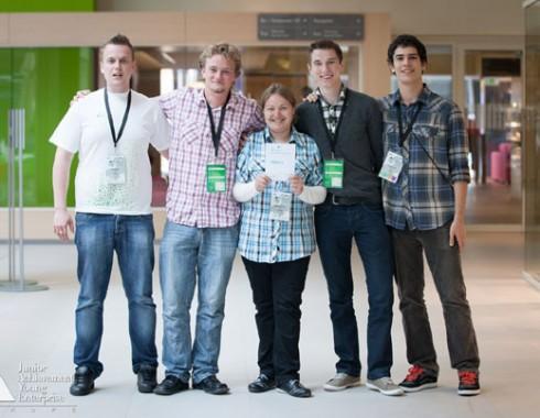 Ученичка от Видин спечели европейско състезание за иновации