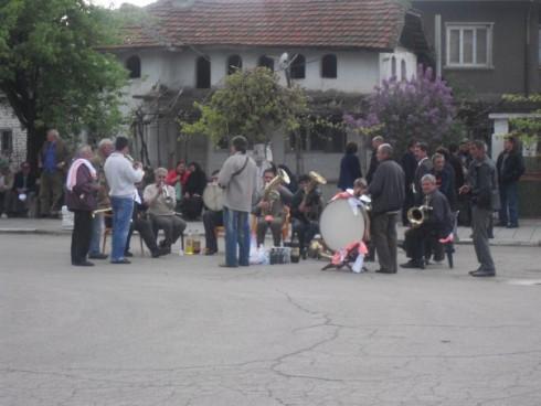 В село Гомотарци, отбелязаха Петровден