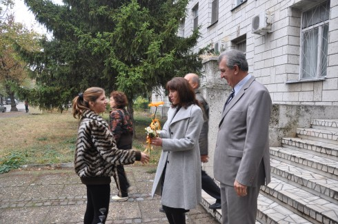 Кандидатът за кмет на Община Видин от ПП ГЕРБ- Владимир Тошев