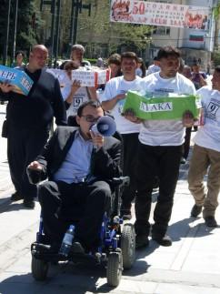 "Над 20 души, доброволци на Гражданска листа ""Модерна България"