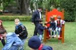 Кметът на Видин откри нова детска площадка