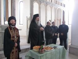 Г-жа Иванела Андреева и г-н Цветан Александров са радетели за опазване на изконните християнски ценности и  за духовното развитие и израстване на гр. Димово.