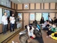 Благотворителна акция е организирана от ученическия съвет към Професионална гимназия