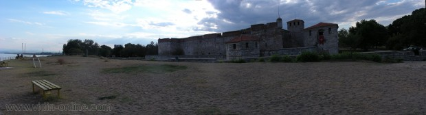 Панорамна снимка на Баба Вида
