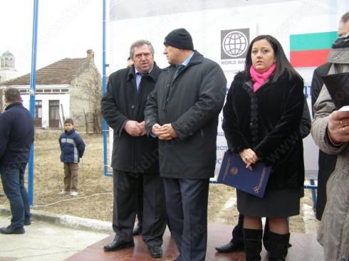 Разрушеният от наводнението през август мост при село Шипот ще бъде готов до два месеца