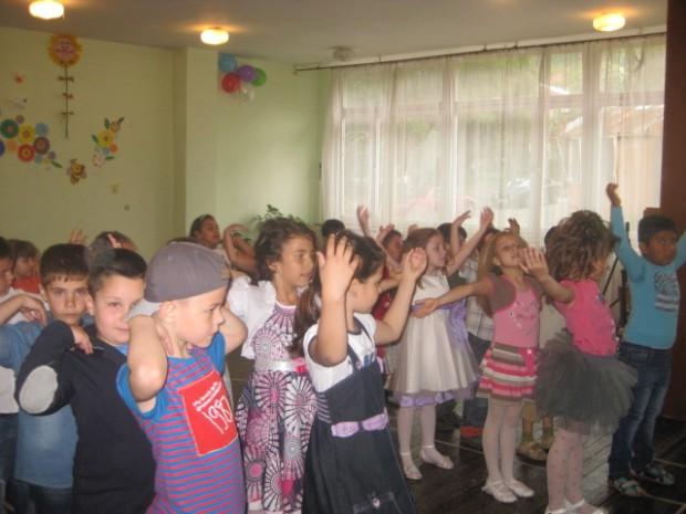 Изпратиха възпитаниците на ОДЗ Иглика в Белоградчик