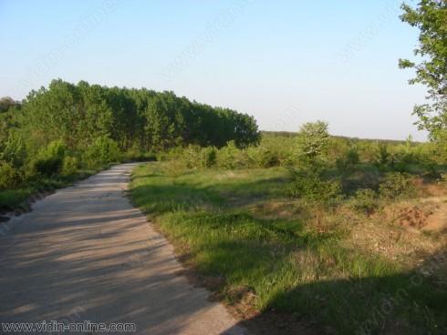 Сръбски граждани са потърсили земите си в района на село Градсковски колиби