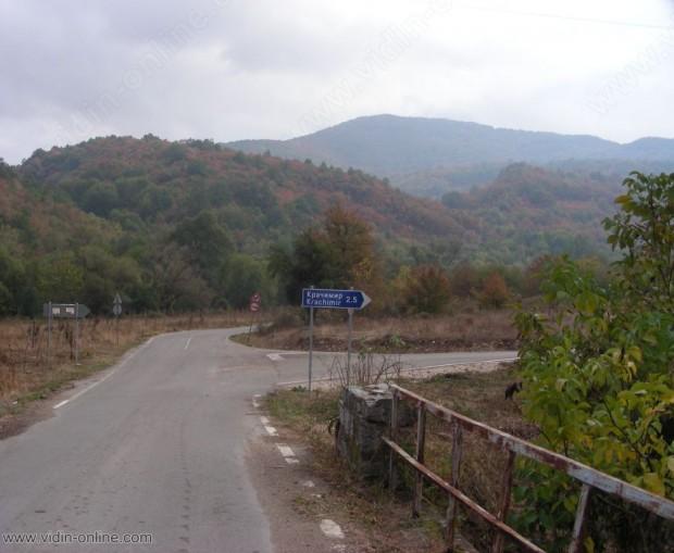 В края на август месец започва пикът на горските пожари в белоградчишкото село Крачимир