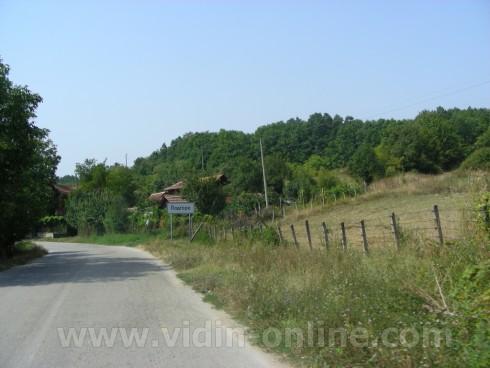 10 души са включени в групата за гасене на пожари на село Подгоре