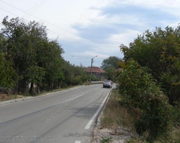 Във видинското село Цар Симеоново все още няма изградена тротоарна мрежа