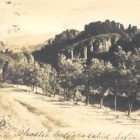 Стари снимки на Белоградчик