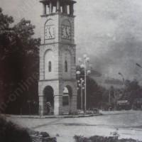 Часовниковата кула в Чупрене