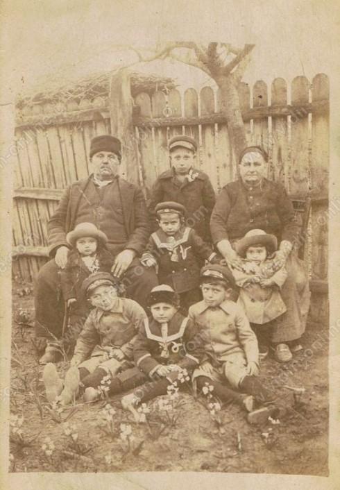 Фамилна снимка - 1930-1931