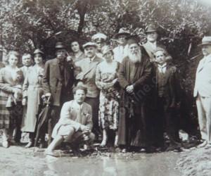 Излет до раковишкия манастир 1933г