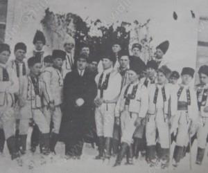 Коледари от Кула 1926г