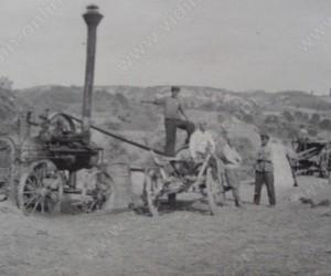 Вършитба 1943г. Перо Стефанов от Кула в село Черномащница Сърбия