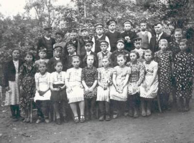 Класът на Лазар Пантев
