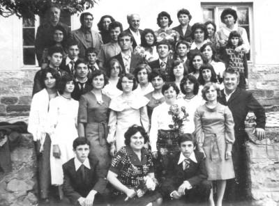 Осмокласници – абитуриенти, набор 1964